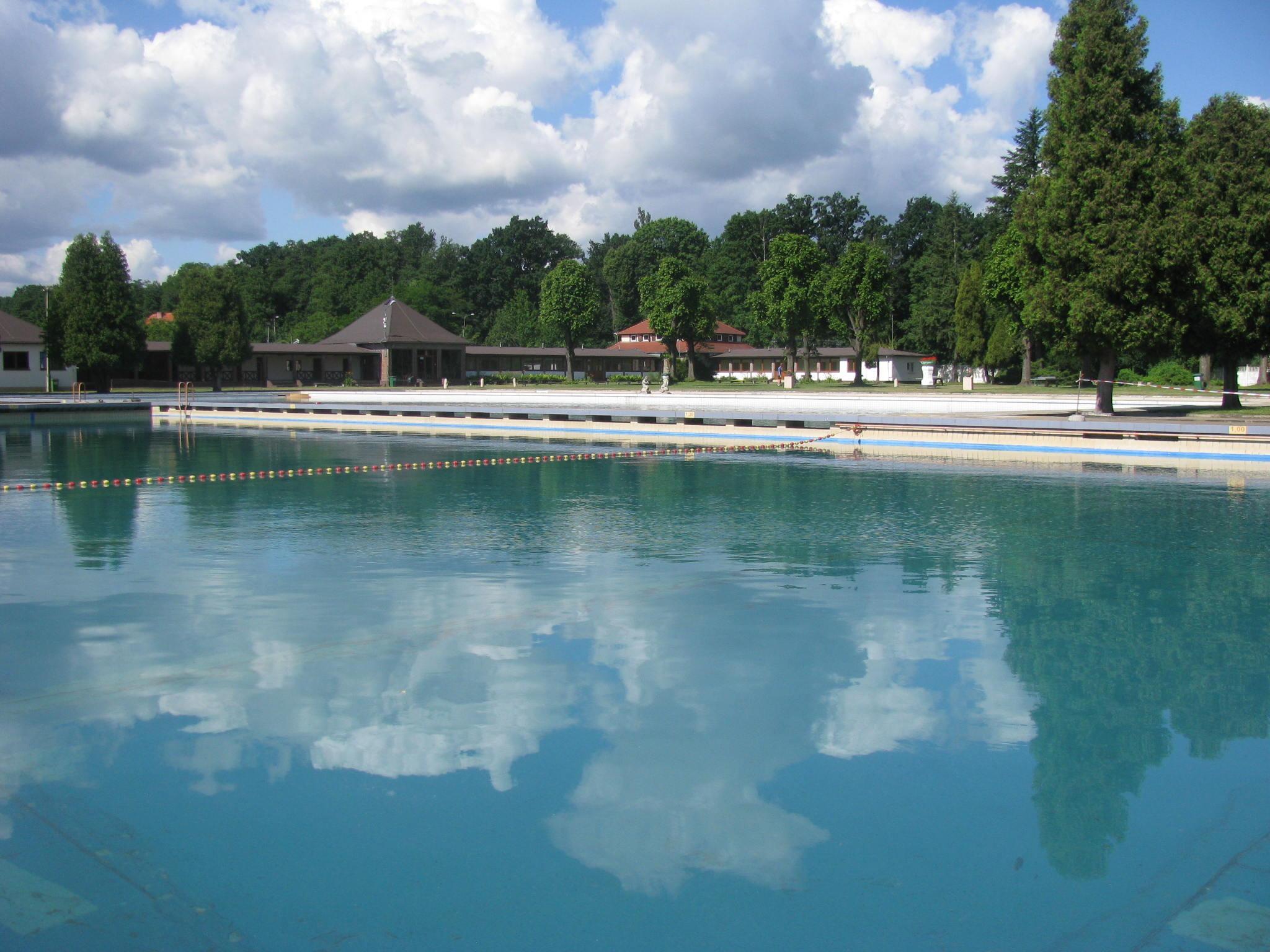 Zapraszamy na basen!